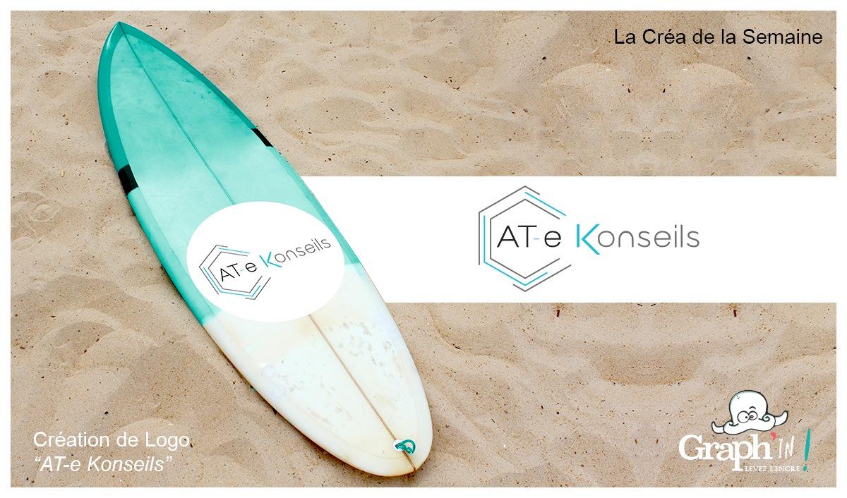 Logo AT-e Konseils Nantes - Graph'in !