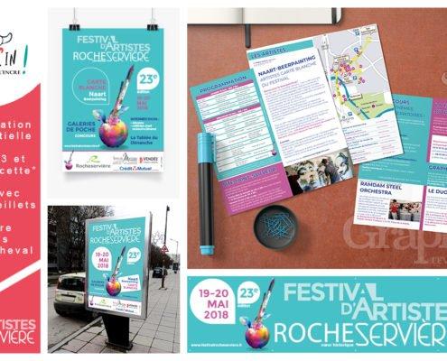 Festival d'Artistes de Rocheservière Vendée 85