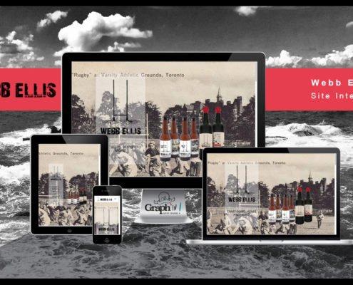 Site web Webb Ellis Nantes