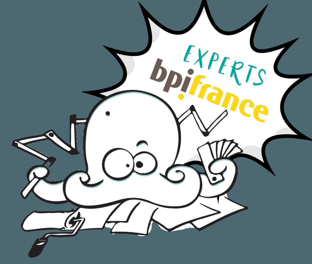 Expert BPI France Nantes Saint-Malo