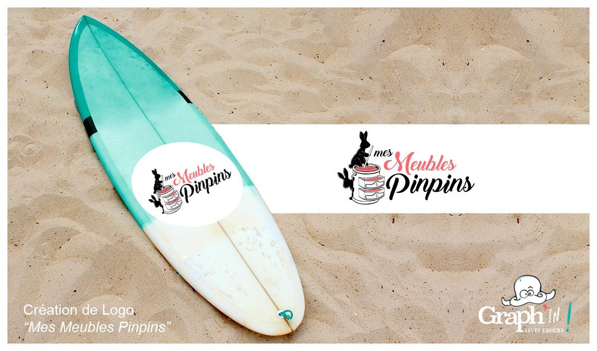 Logo Rezé Mes Meubles Pinpins