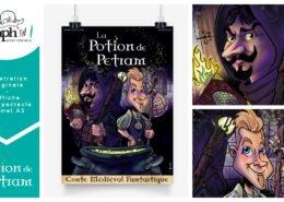 Affiche Potion de Petram