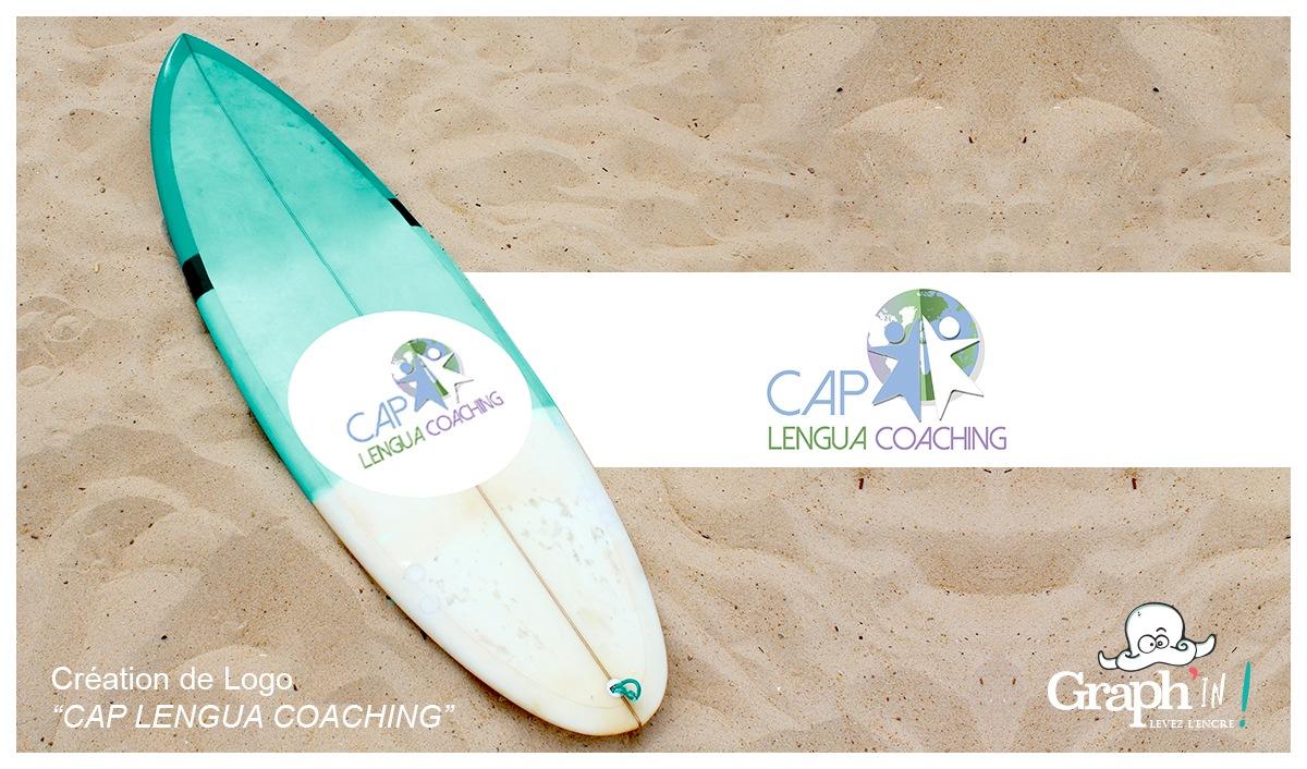 Logo Cap Lengua Coaching Nantes