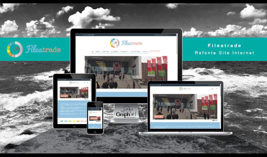 Site web Fileatrade Nantes