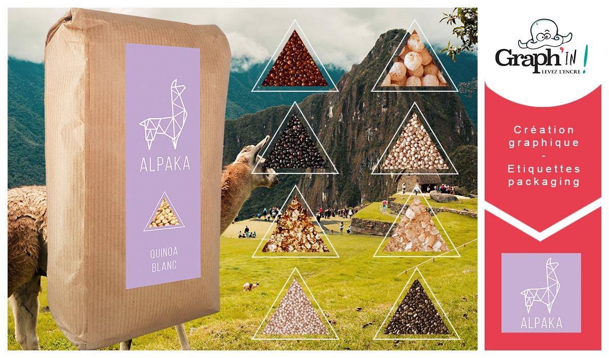 Packaging agroalimentaire Alpaka