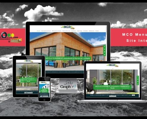 Site web MCO Orvault La Baule Nantes