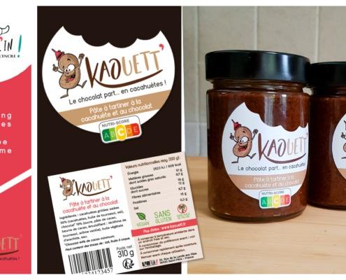 Création packaging Rennes Bretagne