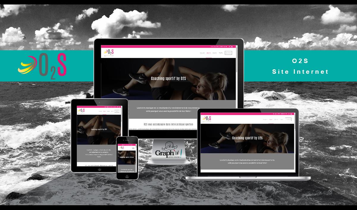 Création site web O2S Nantes